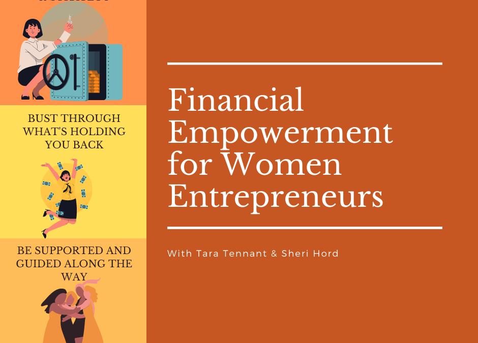 Financial Empowerment for Women Entrepreneurs
